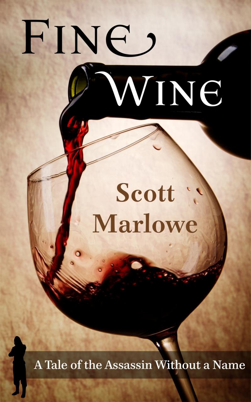 Cover Reveal: Fine Wine