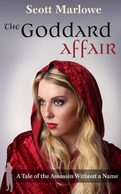 Cover Reveal: The Goddard Affair
