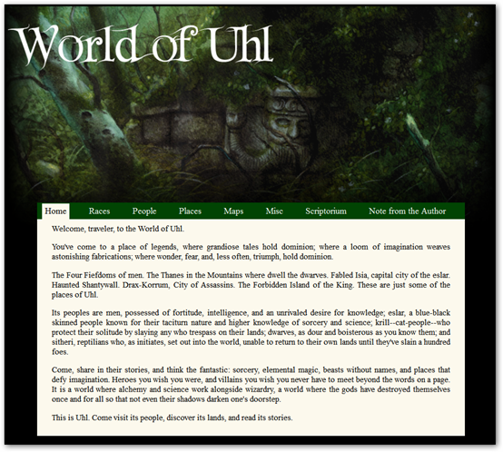 The World of Uhl
