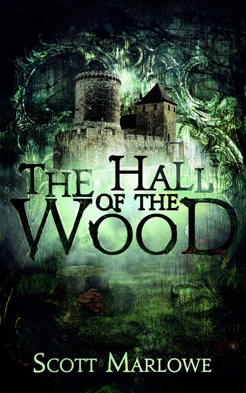 Cover Reveal: The Hall of the Wood, 2nd Edition