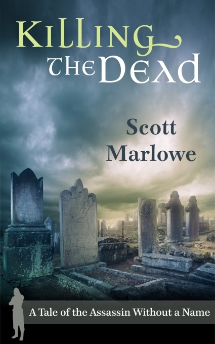 Cover Reveal: Killing the Dead