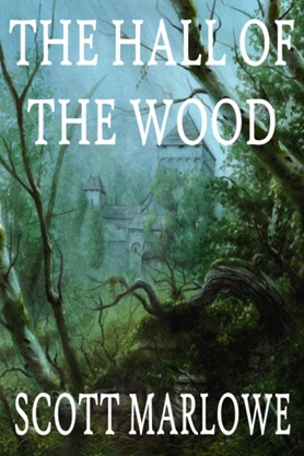 Evolution of a book cover: The Hall of the Wood