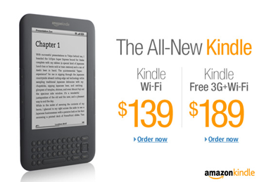 The All-New Kindle