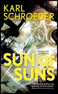 Interesting Words: Sun of Suns by Karl Schroeder