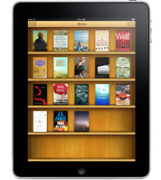 The iPad's iBookshelf