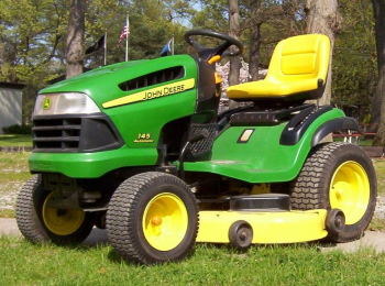 My mower of choice