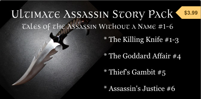 Ultimate Assassin Story Pack