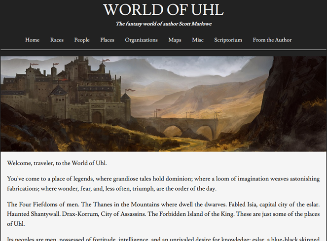 Introducing the World of Uhl